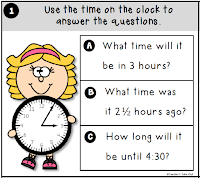 Elapsed Time Center 3