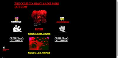 Situs Terlarang Mengerikan di Dunia - Shaye Saint John
