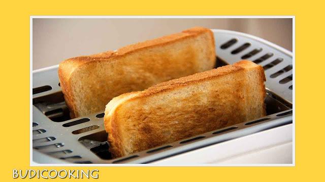 roti tawar panggang
