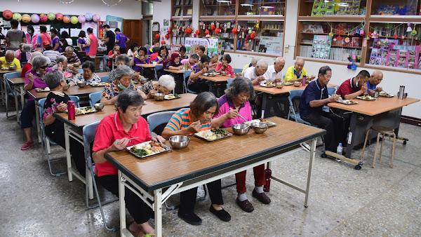 彰化社區關懷據點達282個 朝向一村里一據點邁進