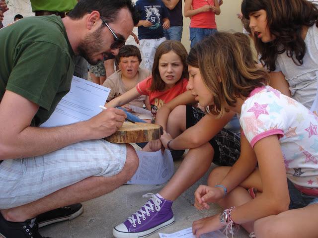 Περιβαλλοντικά προγράμματα για παιδιά στη Βαμβακού Λακωνίας με φόντο τον Πάρνωνα!