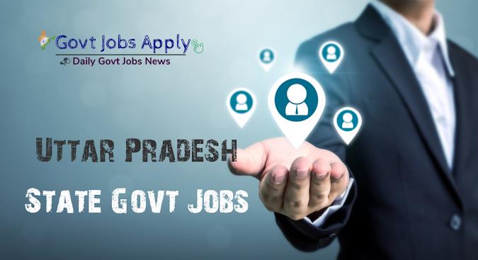 Uttar Pradesh Latest Govt Jobs