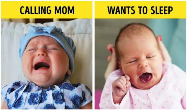 18 Cara Memahami Arti Tangisan dan Gestur Gerakan Tubuh Bayi
