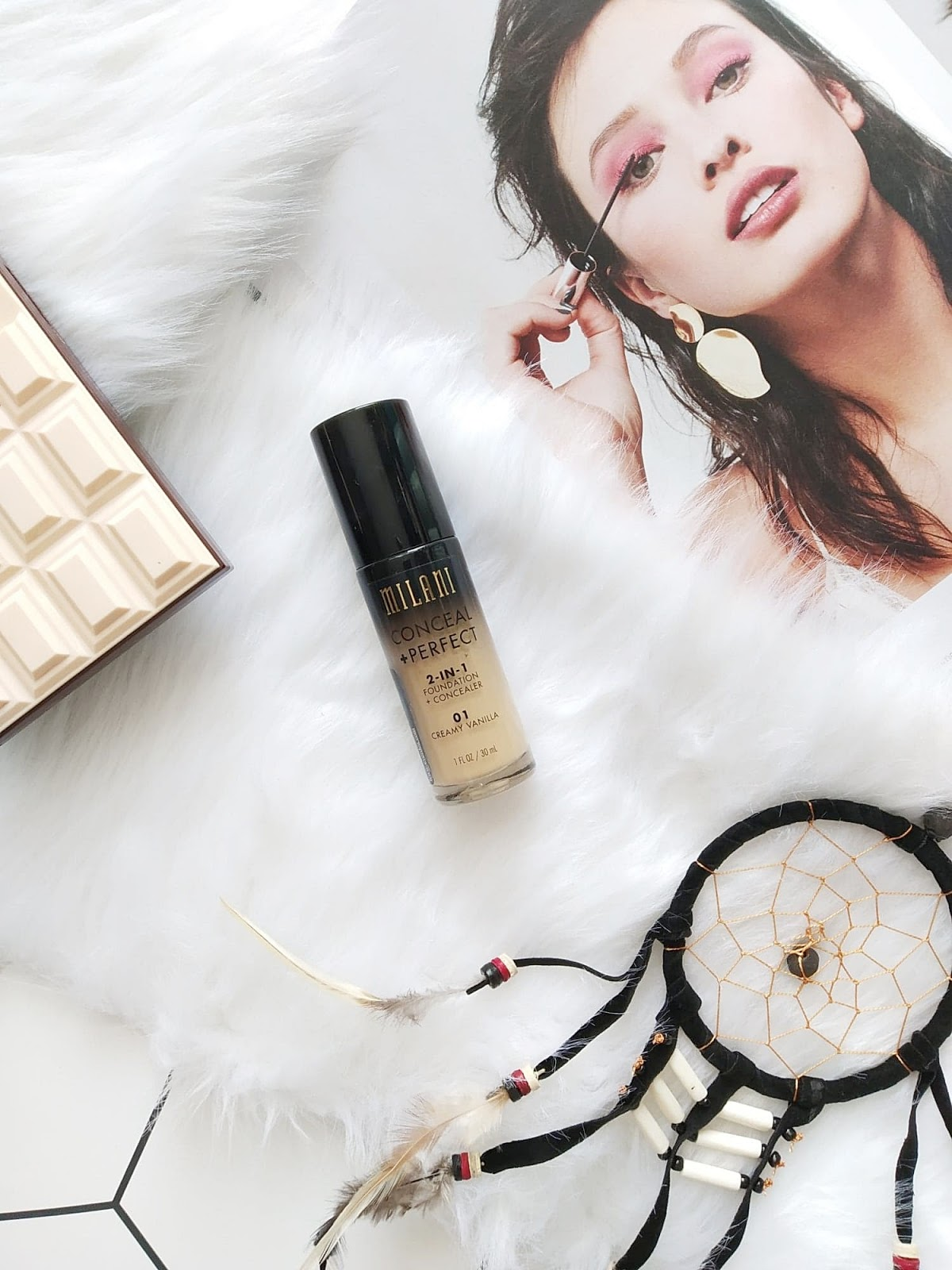 Milani – Conceal & Perfect Liquid Foundation | Hit, czy kit?
