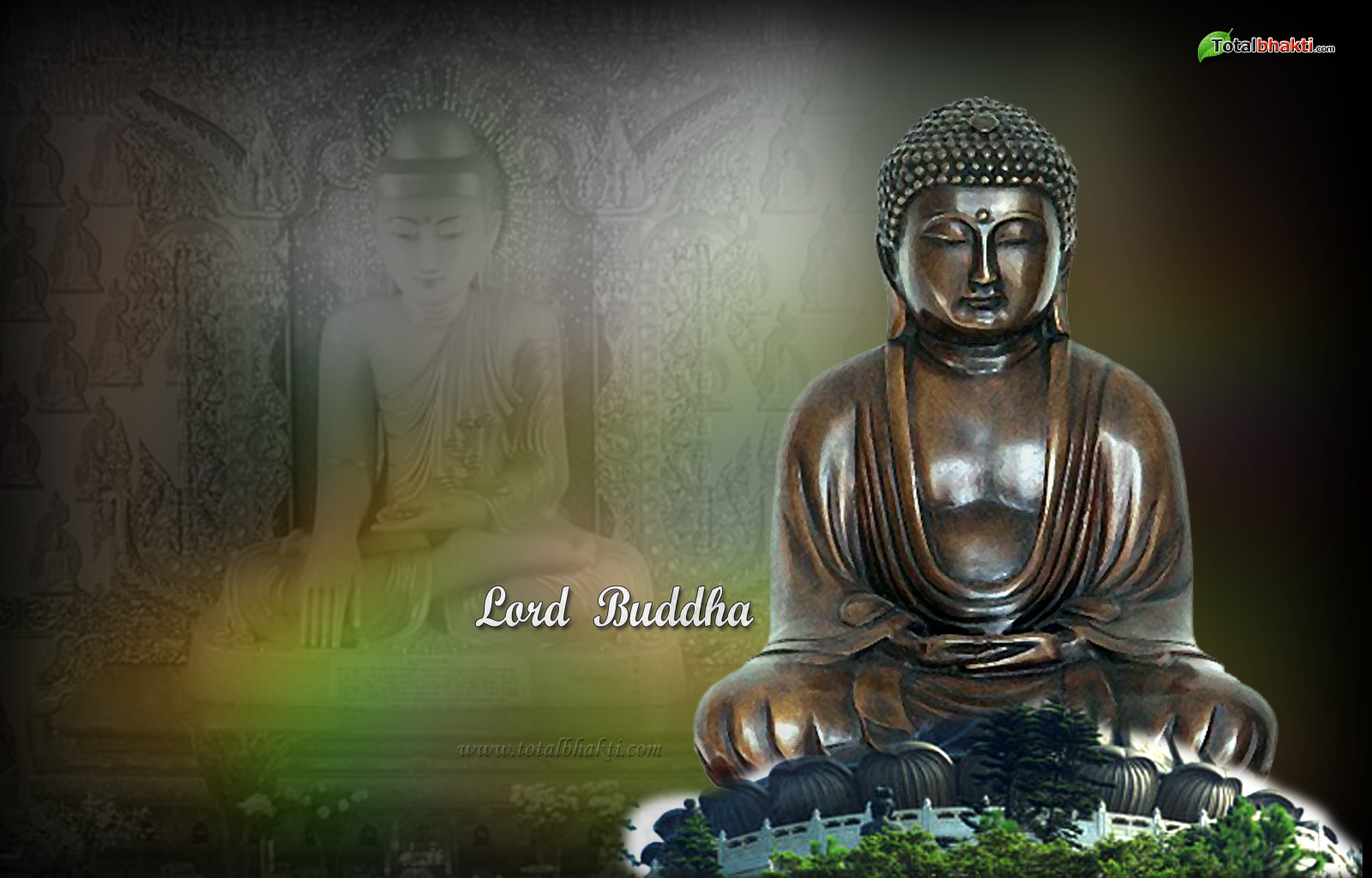 High Definition Wallpapers: Lord Buddha Wallpaper