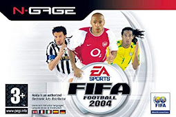 How to Free Download Game Fifa 2004 for Computer PC or Laptop Full Crack