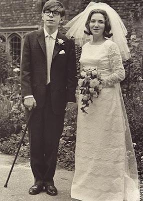 Stephen Hawking dan Jade Wilde