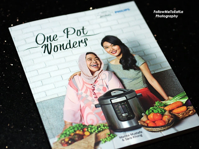 'One-Pot Wonders' Recipe Book By Chef Marina Mustafa & Sara Khong