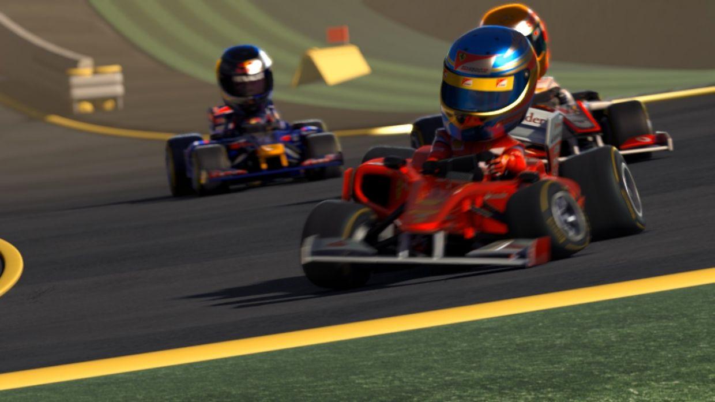 F1 2012 , o jogo será lançado em novembro e chegará ao Brasil