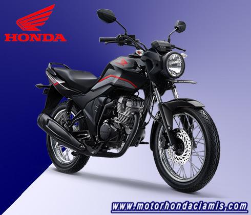 Kredit Motor Honda CB Verza Ciamis