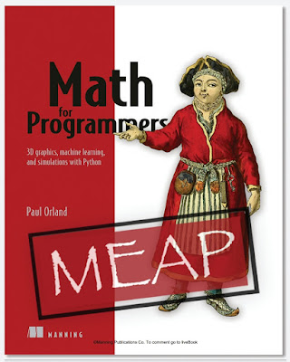 Math for Programmers - 3D graphics, machine learning, and simulations with Python