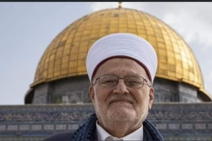 Israel Tangkap Syaikh Ekrima Sabri, Imam Masjid Al-Aqsa Palestina
