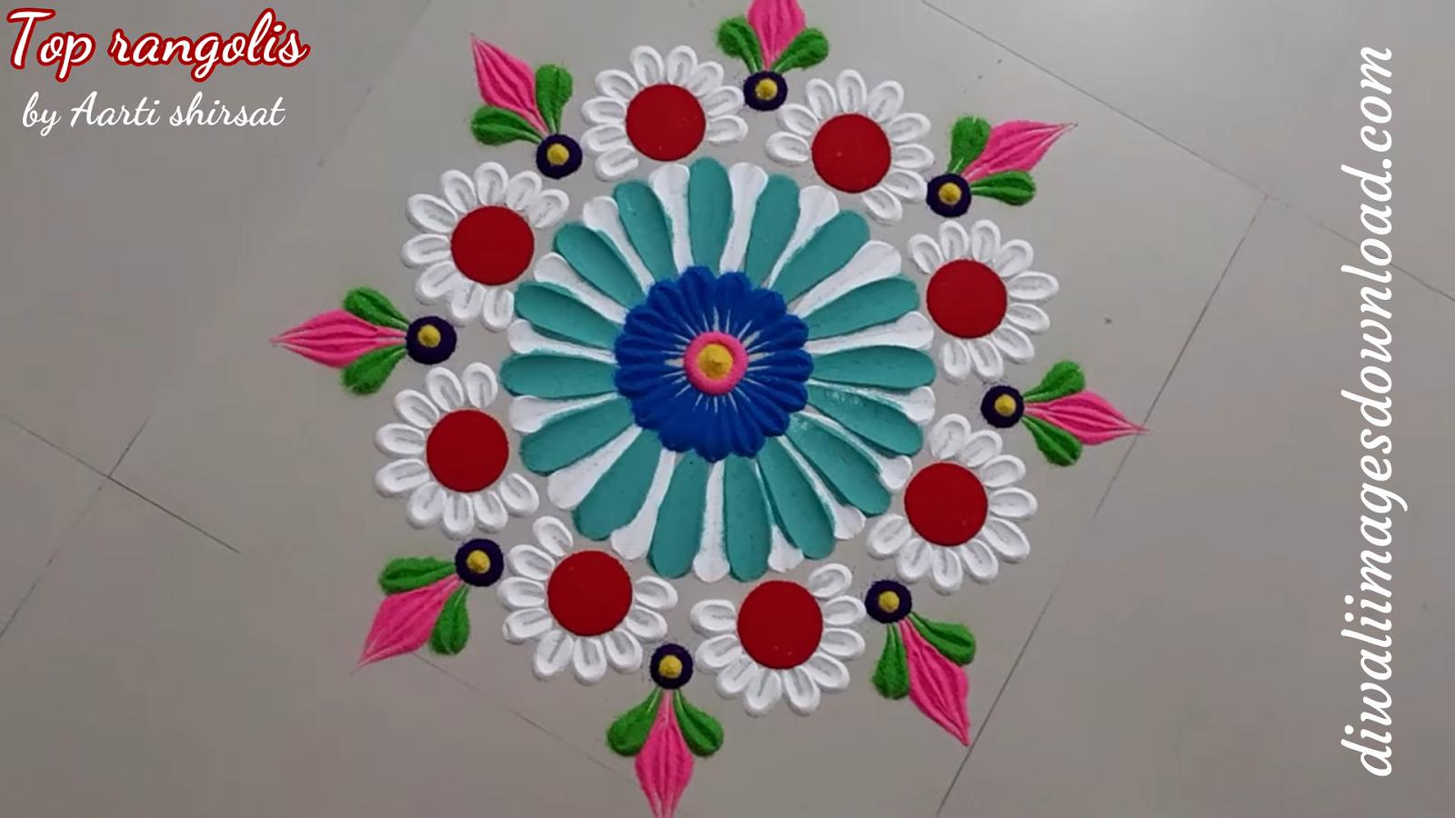 Rangoli Designs 2019