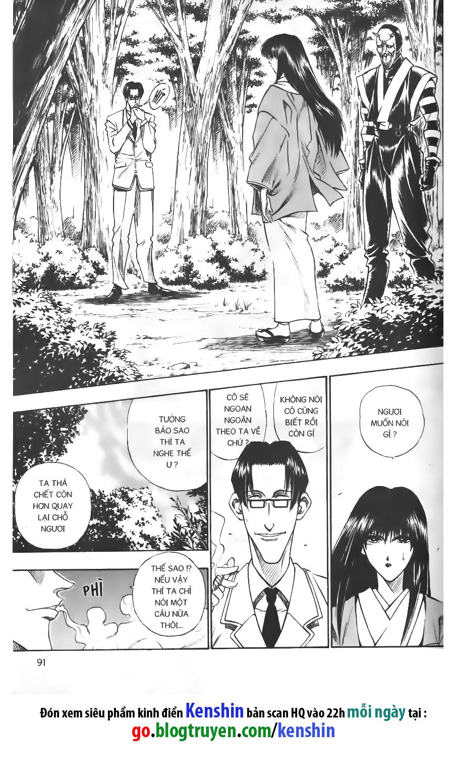 Rurouni Kenshin chap 20 trang 9