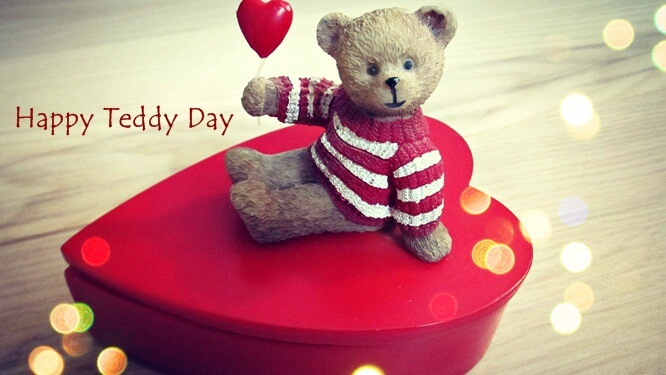Teddy Day Quotes Wishes SMS for Wife and Husband