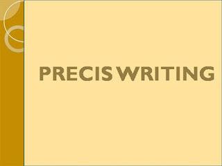 Precis Writer