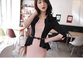 Model Baju Blazer Resmi Wanita Kantoran Terbaru