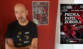Juan Álvarez: «Es una gozada escribir sobre paisajes familiares»