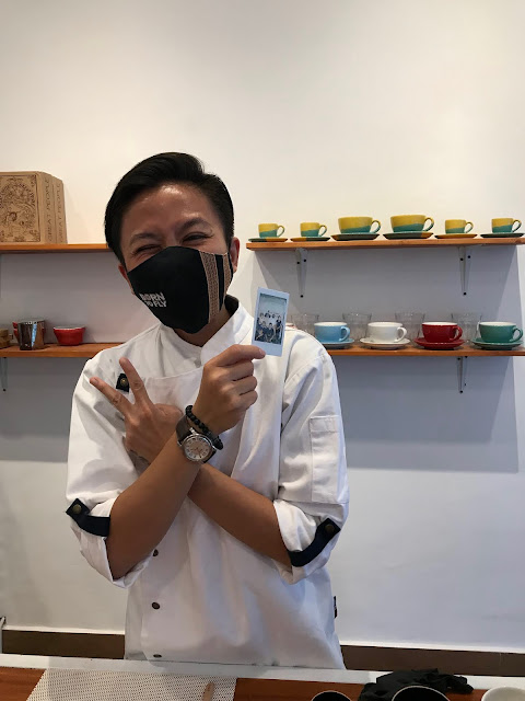 Come Enjoy the Coffee and Be Weird at Core Coffee Lab and Retail Bali