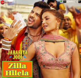 Zilla Hilela Full Lyrics Song - Jabariya Jodi