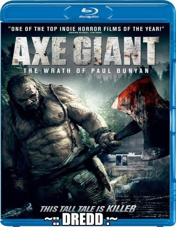 Axe Giant Wrath of Paul Bunyan Dual Audio 720p