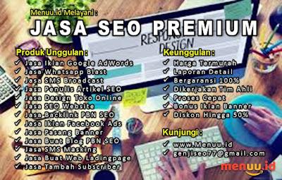 Jasa SEO Website Terpercaya