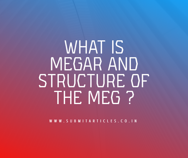 What is Megar and  structure of the meg ?