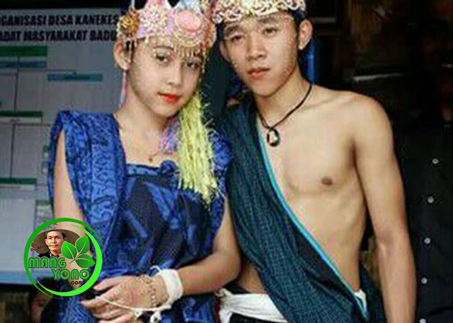 Pikukuh : Perkawinan Dalam Suku Baduy, Banten.