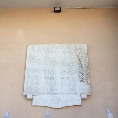 Santi Fabiano e Venanzio Caduti Seconda Guerra Mondiale