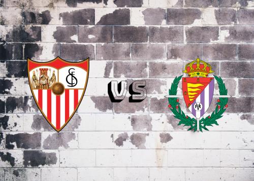 Sevilla vs Real Valladolid  Resumen