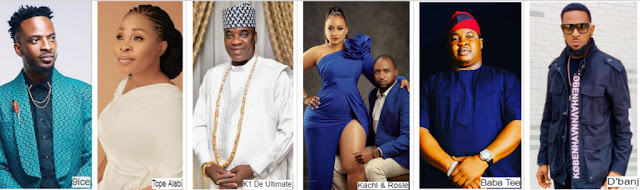 Six celebs' controversies that shook Nigeria's entertainment industry in 2020.