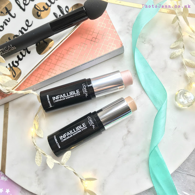 l'oreal-strobing-infallible-stick-sand-160-503-slay-in-rose-review-flatlay
