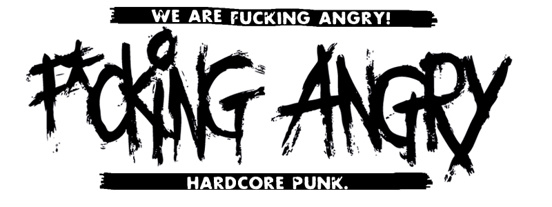 We Are F*cking Angry!