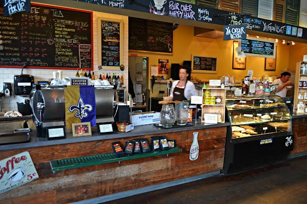 Samantha' Brewed Awakening Bayou Bakery - Courthouse Va