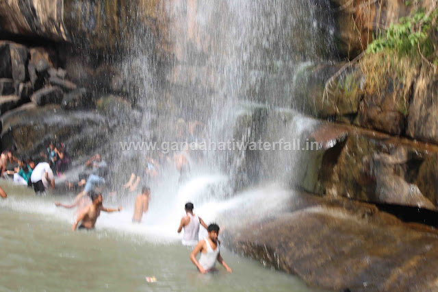 Gandahati waterfalls of Odisha 2019