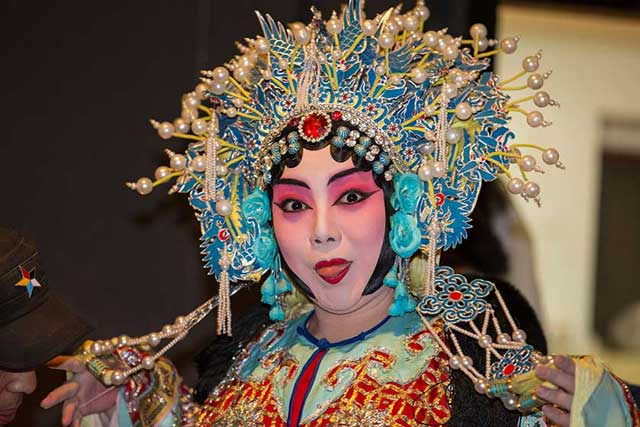 Beijing Opera Theater