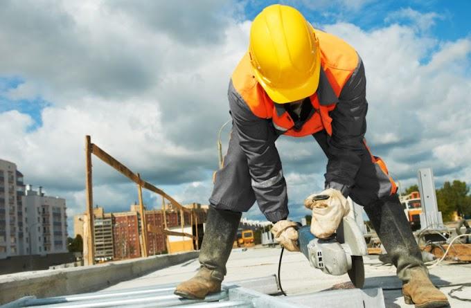 Acidentes na construção civil aumentam no país
