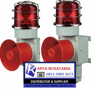 Jual SED- WS Qlight Electric Horn Siren di Surabaya