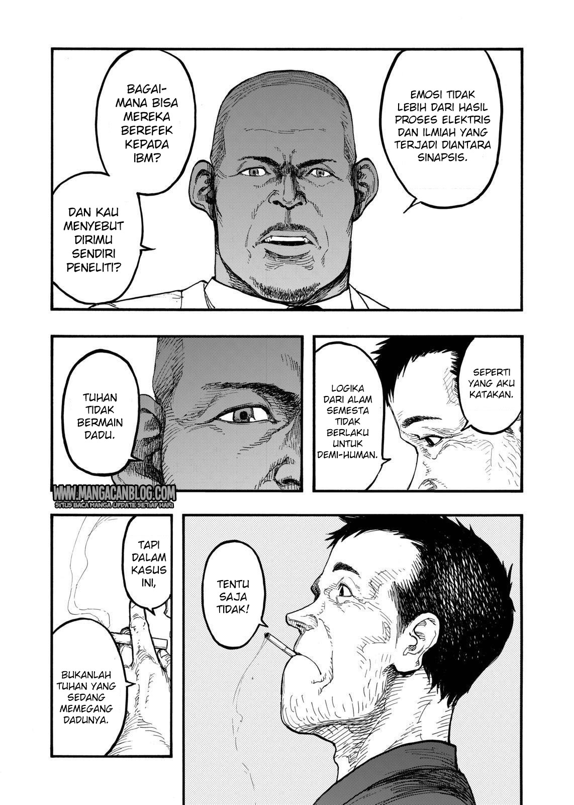Dilarang COPAS - situs resmi www.mangacanblog.com - Komik ajin 046 - selamat pagi, sampai jumpa besok 47 Indonesia ajin 046 - selamat pagi, sampai jumpa besok Terbaru 27|Baca Manga Komik Indonesia|Mangacan