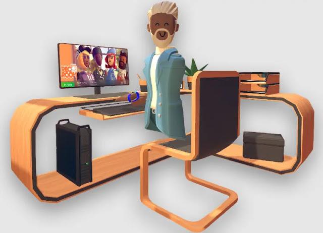 تحميل rec room للكمبيوتر