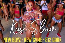 Lirik Lagu New Boyz Ft New GVME & 812 Gank | Kasi Slow