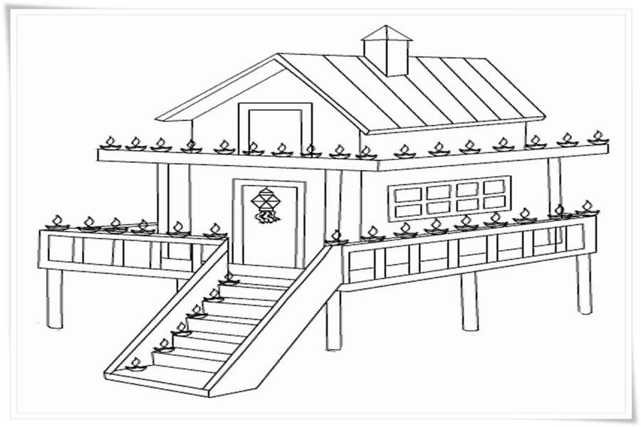 Image Result For Contoh Rumah Rumahan