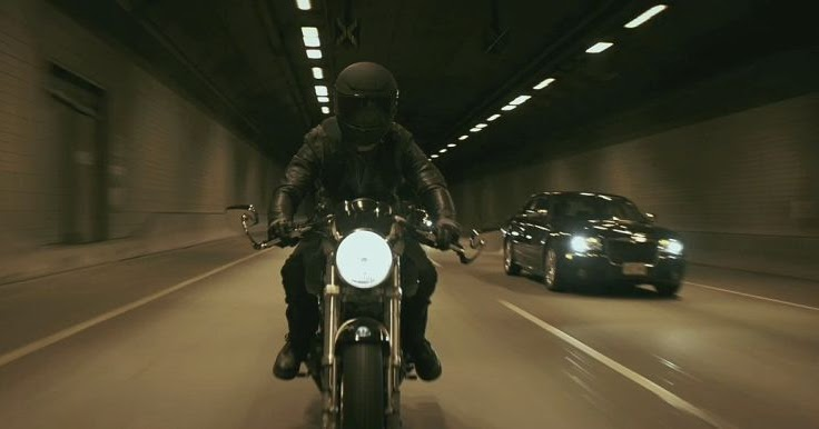 Tron Ducati Legacy Return Of The Cafe Racers