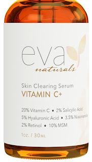 Eva Natural Skin Clearing Vitamin C + Serum