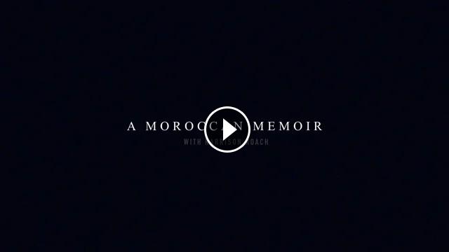 Roark Presents A Moroccan Memoir with Harrison Roach