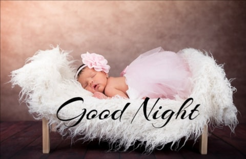 Good night images of baby 2020