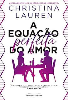 Capa A equação perfeita do amor