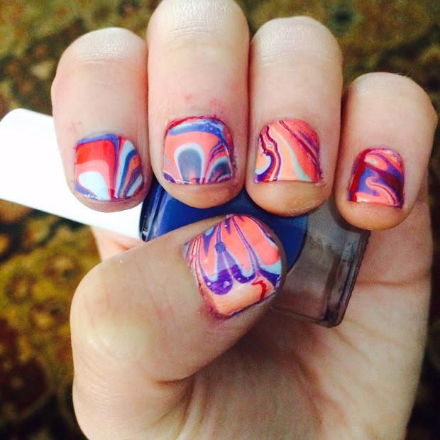 carolina nails & hippie