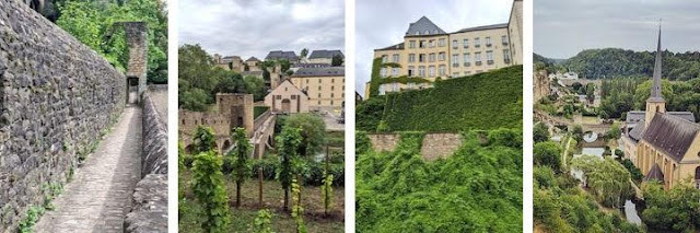 Things to do in Luxembourg City: Take the Wenzel Walk