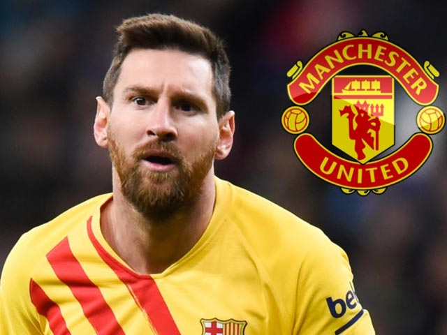 """MU được rỉ tai """"thời điểm vàng"""" mua Messi, Inter Milan phản pháo quyết liệt"""